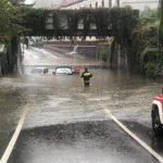 Maltempo Varese, allagamenti, crolli e automobilisti bloccati: situazione critica a Jerago Con Orago, Busto Arsizio e Solbiate Arno [FOTO]