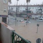 Maltempo, devastanti piogge torrenziali in Spagna: località sommerse nelle province di Huelva e Badajoz – FOTO e VIDEO