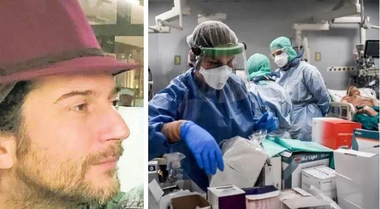 anestesista alessio scatto