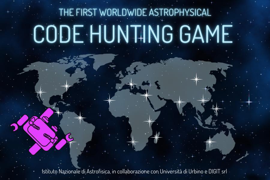 code hunting game