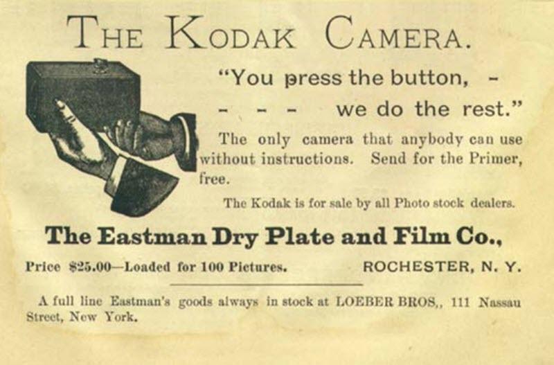 fotocamera kodak