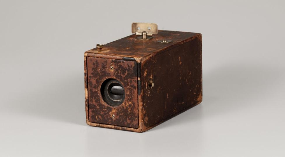 prima fotocamera kodak