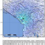 Paura in Albania: terremoto avvertito nella notte, epicentro al confine con il Montenegro [DATI e MAPPE]