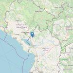 Nuova scossa di terremoto nel Nord dell'Albania, DATI e MAPPE