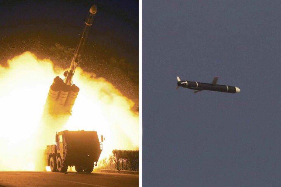 test missilistico corea del nord