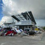 Maltempo in Emilia Romagna, devastante tornado a Fossoli di Carpi: case scoperchiate e danni ingenti all'aeroclub di Carpi – FOTO e VIDEO