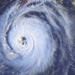 Larry è il 3° uragano maggiore della stagione atlantica con venti di 193km/h: la tempesta si dirigerà verso l'Europa