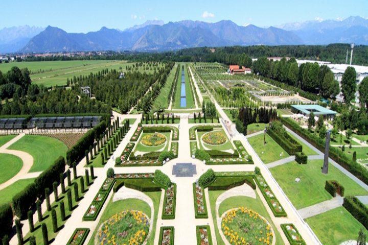 Giardini-Venaria-gran parterre