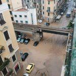 Alluvione in Liguria, situazione critica nel Savonese: esondato il Letimbro in zona Santuario e l'Erro a Pontinvrea [FOTO e VIDEO]
