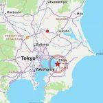 Forte terremoto in Giappone: epicentro a Chiba, avvertito anche a Tokyo – MAPPE e DATI